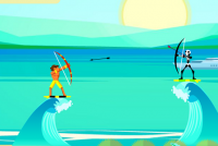 surfer-archers